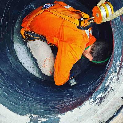 Manhole Repair and Refurbishment