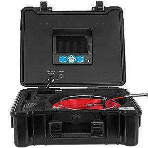 Small Bore Drain Inspection Camera